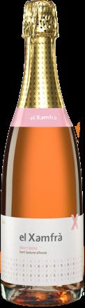 El Xamfrà Cava Rosé Trepat 2015