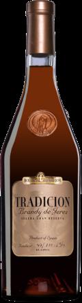 Brandy Tradición Solera Gran Reserva »Gold« - 0,7L.