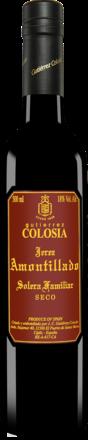 Gutiérrez-Colosía »Solera Familiar« Amontillado - 0,5 L.