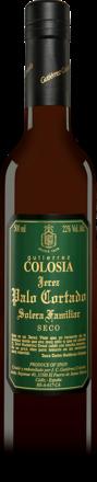 Gutiérrez-Colosía »Solera Familiar« Palo Cortado - 0,5 L.