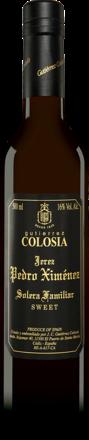 Gutiérrez-Colosía »Solera Familiar« Pedro Ximénez - 0,5 L.