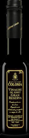Vinagre Gutiérrez-Colosía »Jerez Reserva« - 0,25 L.
