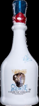 Brandy Osborne »Conde de Osborne Botella Dalí« Solera Gran Reserva - 0,7 L.