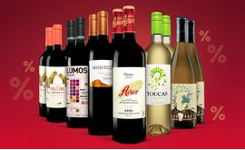 Best of Rot- & Weißweine-Paket
