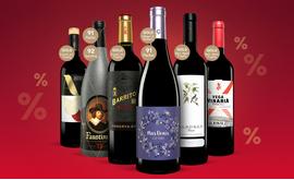 Best of Prämierte Rotweine-Paket
