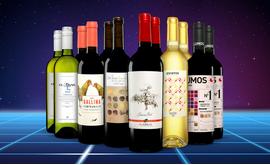 Best of Cyber Wine Week-Paket