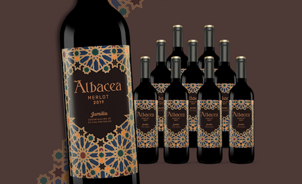 Albacea Merlot 2019