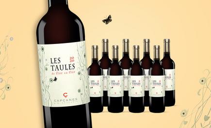Capçanes »Les Taules Organic« 2020