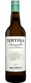 Diez Mérito »Bertola« Manzanilla