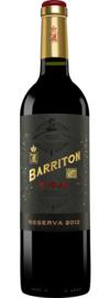 Barriton Reserva 2012