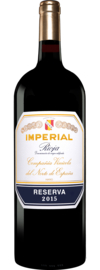 Cune Imperial - 1,5 L. Magnum Reserva 2015