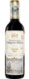 Marqués de Riscal - 0,375 L. Reserva 2015
