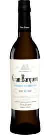 Pérez Barquero Pedro Ximénez Muy Dulce »Gran Barquero« - 0,5 Liter