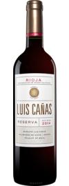 Luis Cañas Reserva 2014