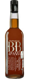 Brandy Barbadillo B & B - 0,7 L.