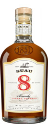 Brandy Suau 8 Jahre Solera Reserva -  0,7L.