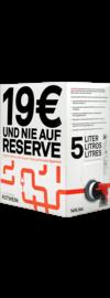 Zapfsäule Rotwein - 5 Liter