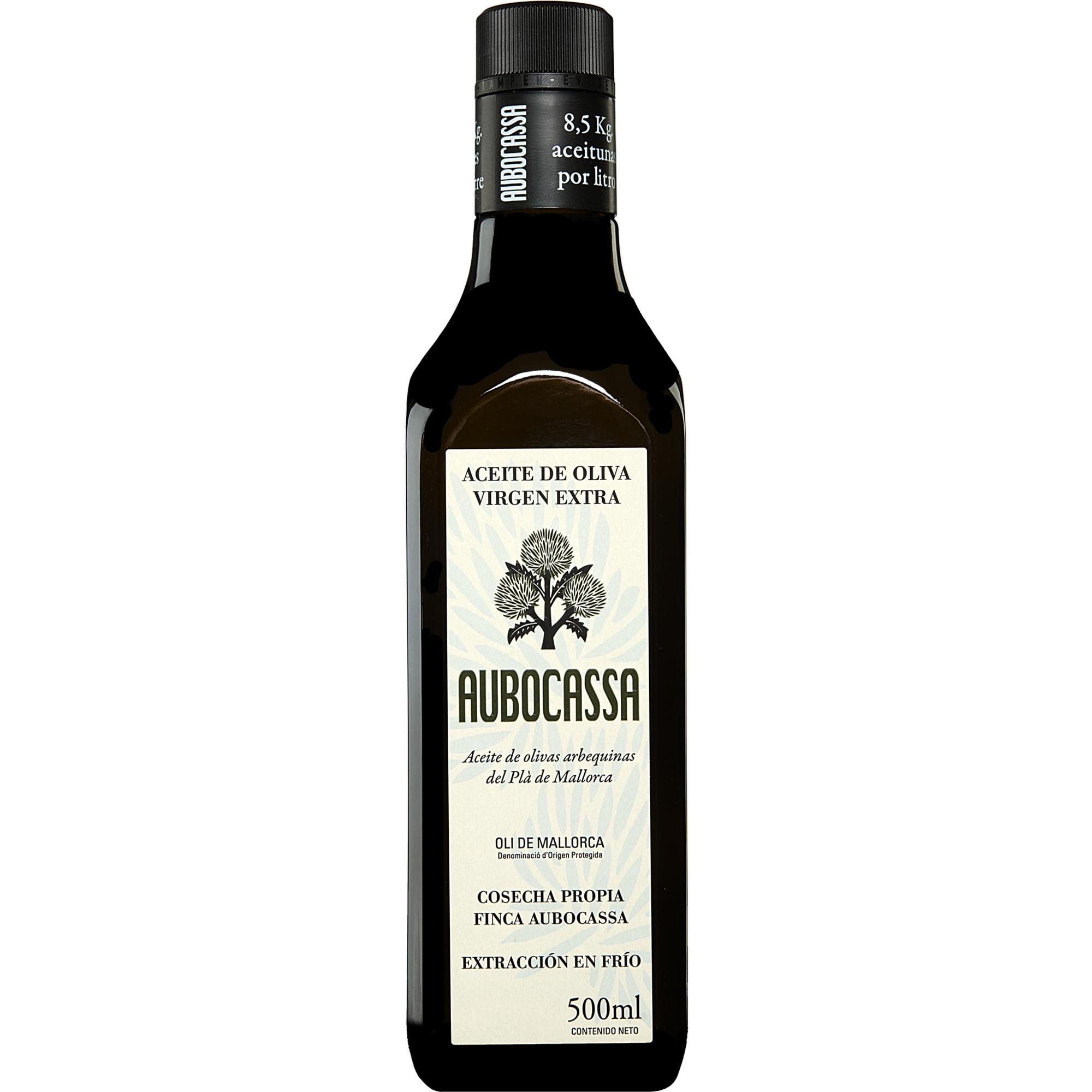 Image of Olivenöl »Aubocassa« - 0,5 L. 0.5L aus Spanien