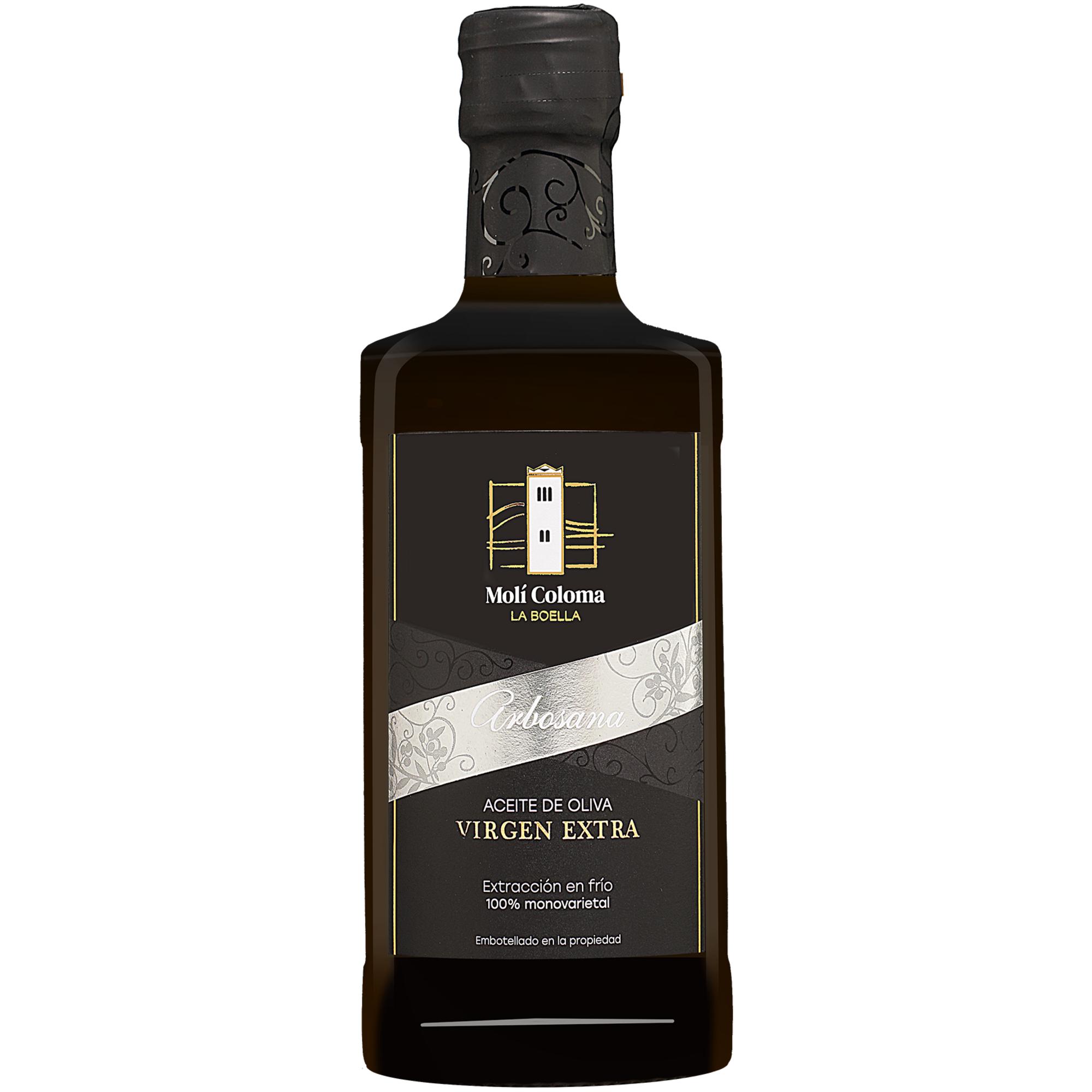 Image of Olivenöl La Boella - »Arbosana« - 0,5 L 0.5L aus Spanien