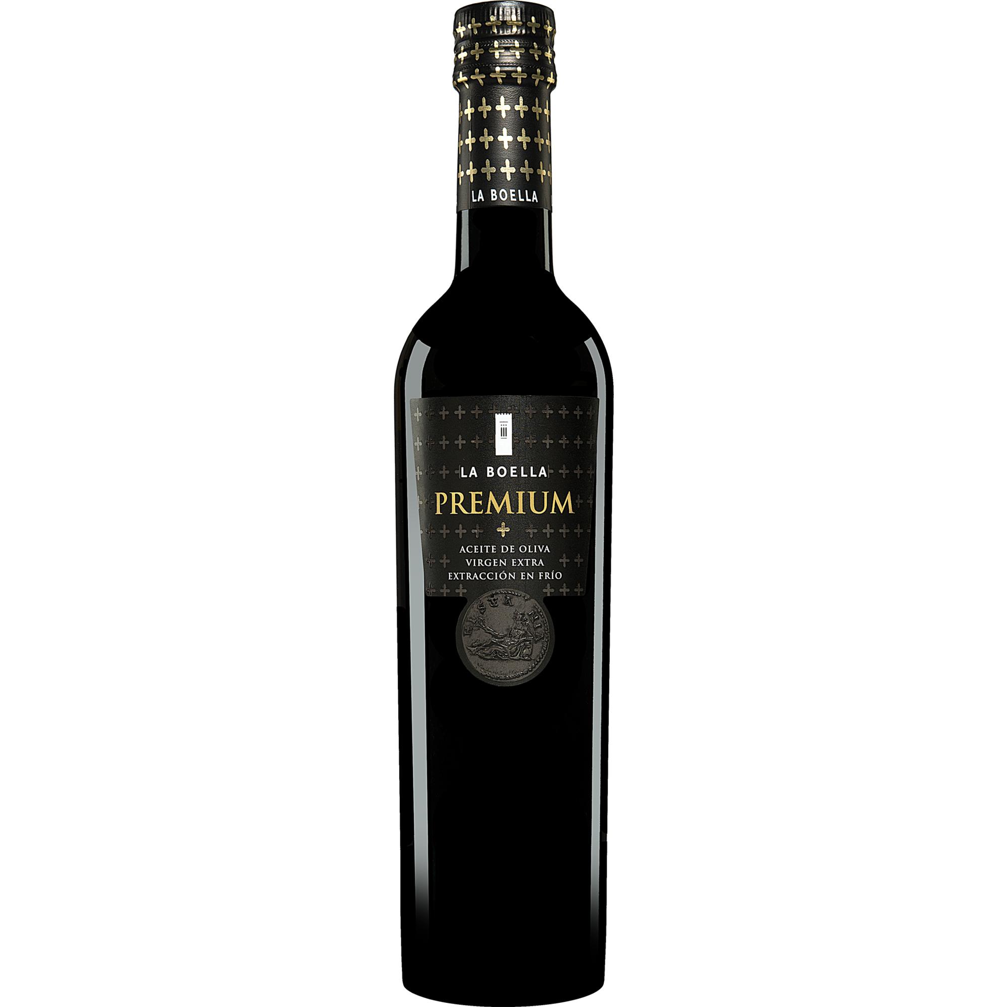 Image of Olivenöl La Boella »Premium Blend« - 0,5 L. 0.5L aus Spanien